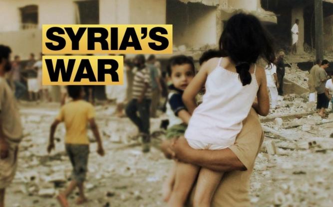 syrias-war